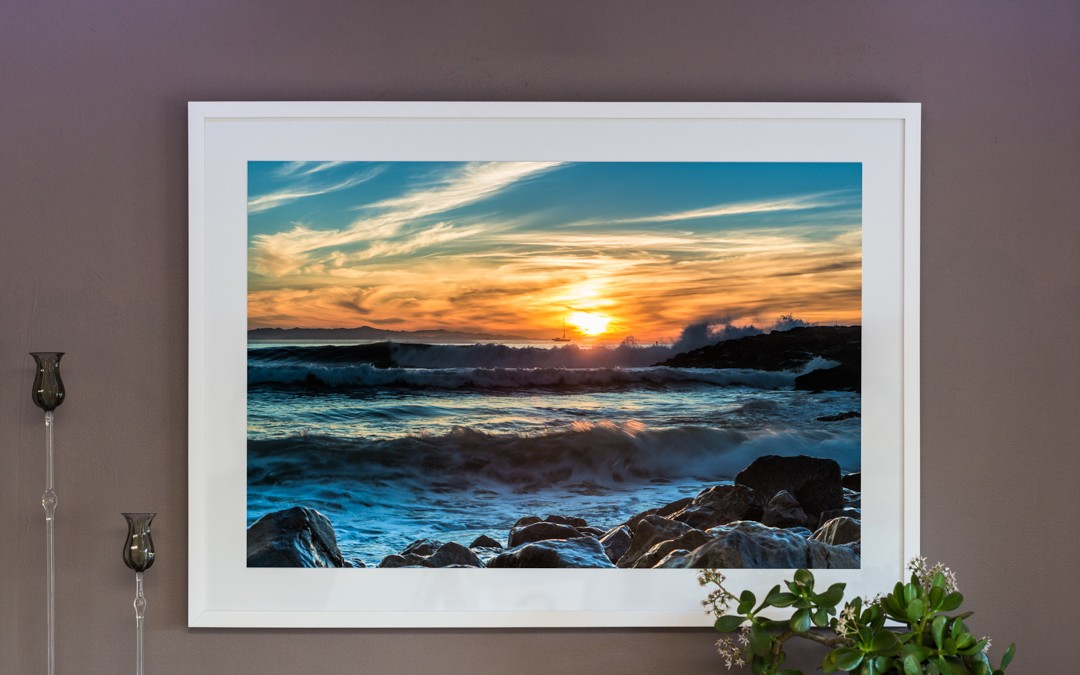 Framed prints: great for home or office