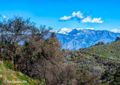 Hines Peak with snow-3